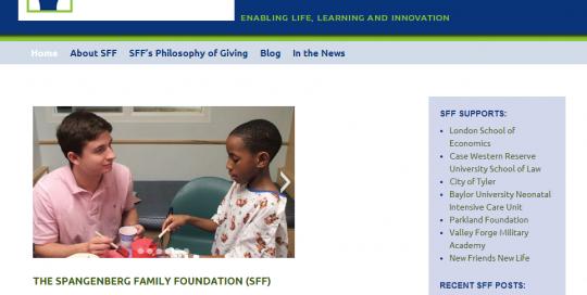 Spangenberg Family Foundation
