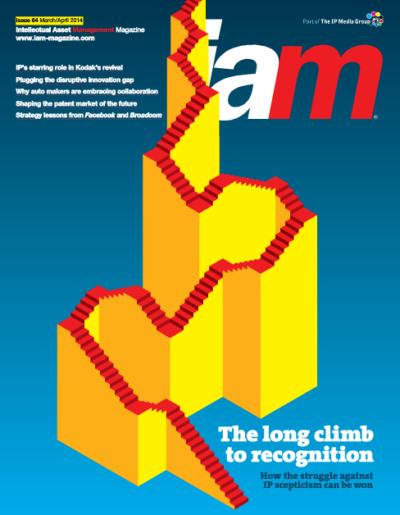 IAM magazine